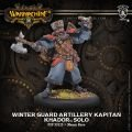 Winter Guard Artillery Kaptain Solo